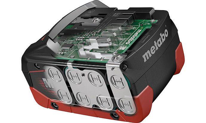Sistemas de batería Metabo